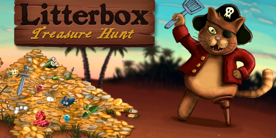 Litterbox Treasure Hunt Coming Soon