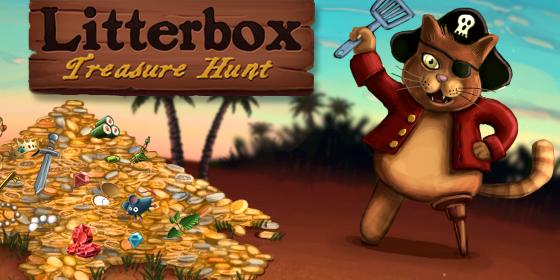 Litterbox Treasure Hunt Coming Soon