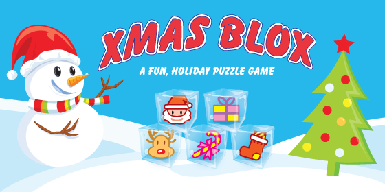 A Fun, Holiday Puzzle Game