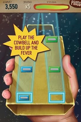 Cowbell Hero Jams Game Play