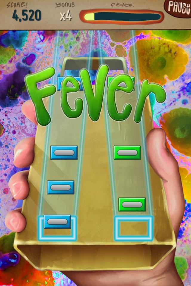Cowbell Jams Fever Mode